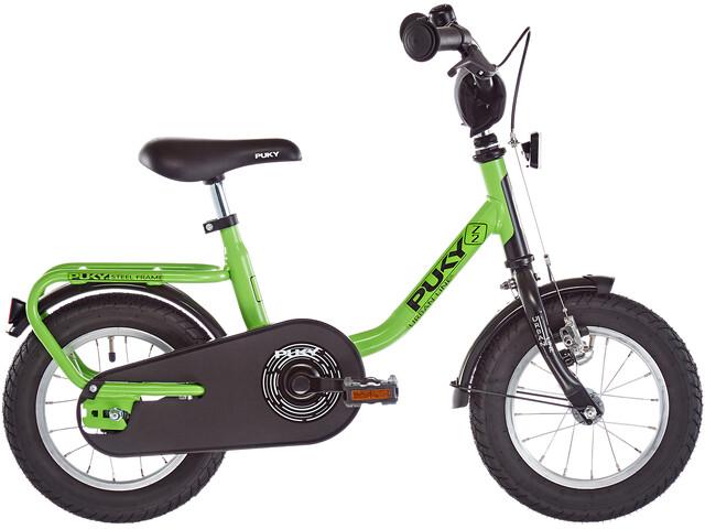 "Puky Z 2 Børnecykel 12"" Børn, kiwi/black"